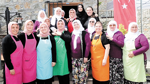 530 Women's Cooperatives Founded