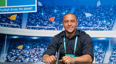 "Brazilian Star Roberto Carlos gave a speech for The Konya News ""IF THERE WAS AN OFFER FROM KONYASPORT, I WOULDN'T SAY NO"""