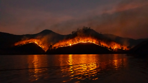 Forest fires mostly under control as Turkey strives to recover