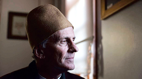 A Catholic Father from the USA impressed by Rumi, became a Muslim and settled in Konya
