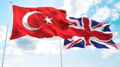 The signing of historic Turkey-UK free trade deal