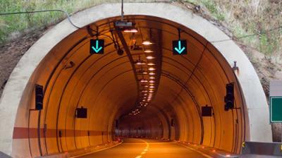 Demirkapı Tunnel between Antalya and Konya comes into service at the end of 2022