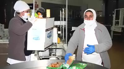 Konya Sugar, Seydibey Agricultural Products Integrated Plant sells products to international  fast food chains