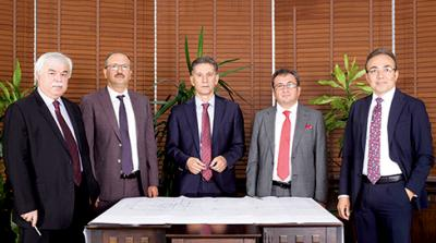 New management, new goals in Bera Holding