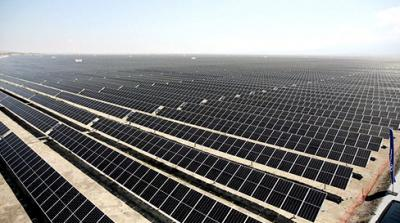 'We continue to develop technologies in the field of solar energy'