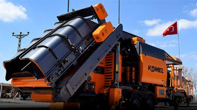 Domestic Production Machines compete  with European ones