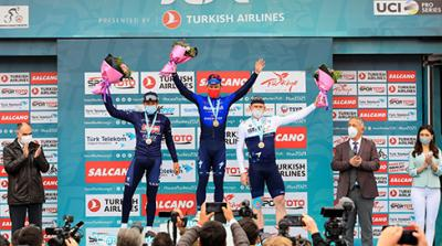 56th Presidential Cycling Tour highlighted the beauties of Konya and Turkey